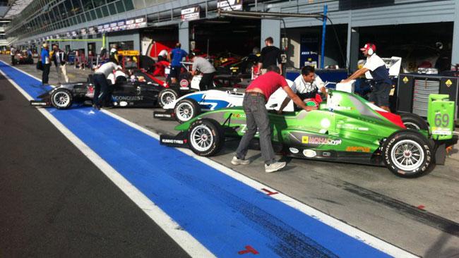F2000 Light: Gatto rientra a Monza con una pole