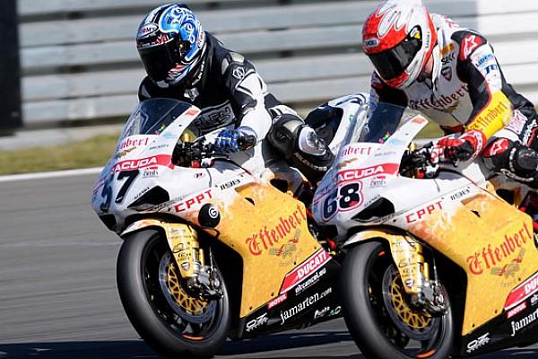 Il Liberty Racing rinuncia al weekend di Magny-Cours