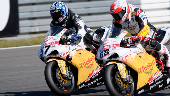 Il Liberty Racing rinuncia al weekend di Magny-Cours