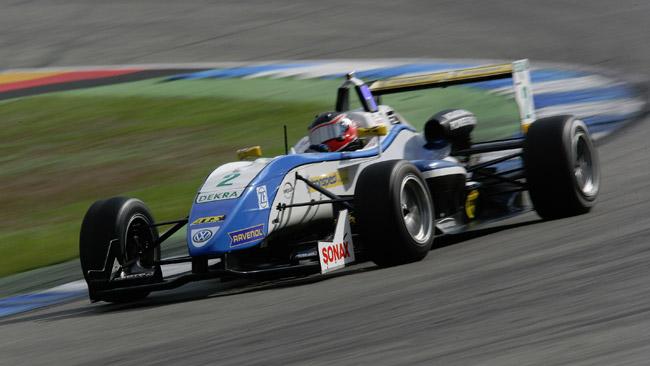 Ad Hockenheim entra la Van Amersfoort Racing