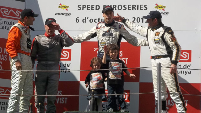 Speed Euroseries: Bellarosa fa ancora doppietta