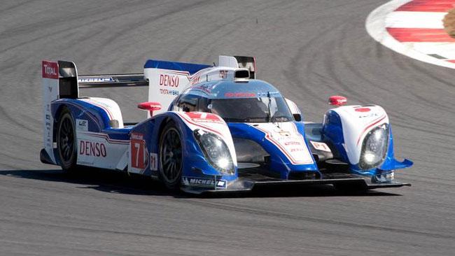 Nakajima mette la Toyota davanti nelle Libere 1