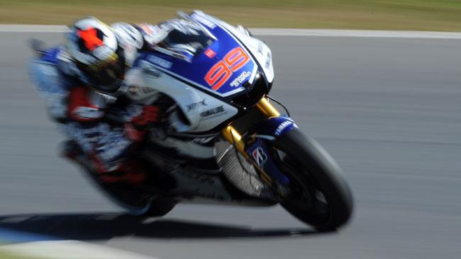 Lorenzo tocca quota 50 pole position nel Mondiale
