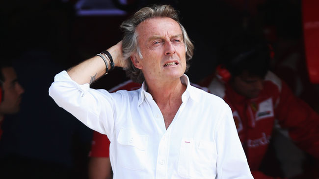 Montezemolo allontana Vettel dalla Ferrari