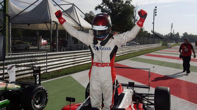 Eddie Cheever trionfa in gara 1 a Monza