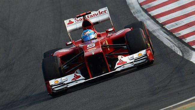 Tombazis detta uno sviluppo aggressivo per la F2012
