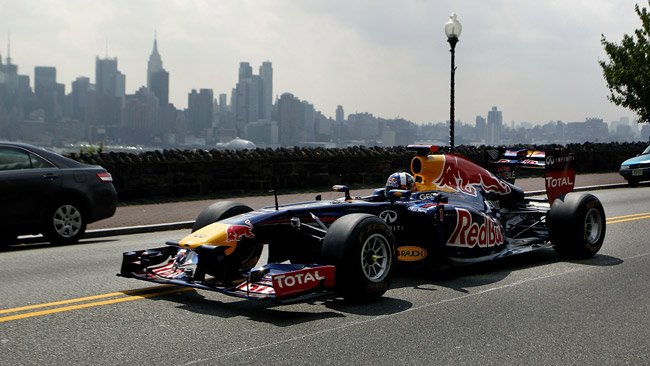 Red Bull pronta ad investire sul Gp in New Jersey?