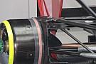 La Toro Rosso con prese dei freni in stile Red Bull