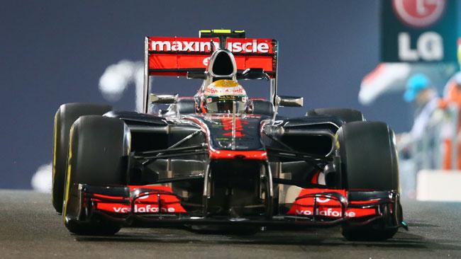 Hamilton vede Vettel favorito per la pole position