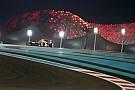 Da domani a giovedì Abu Dhabi ospita i Rookie Test