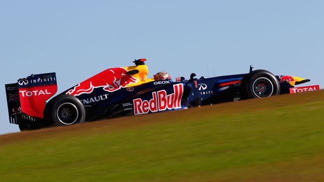 Austin, Libere 2: Vettel si conferma in testa
