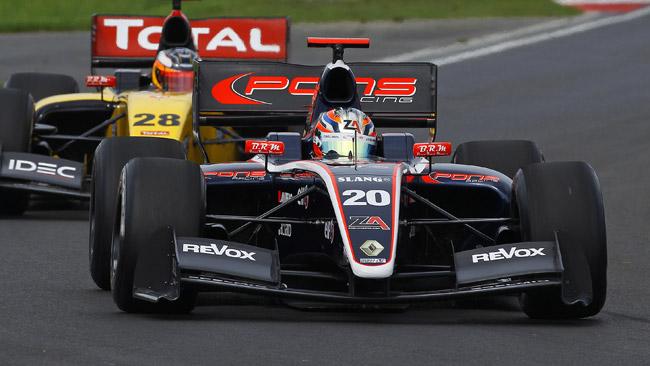 Il Pons Racing conferma Zoel Amberg per il 2013