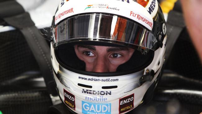 Sutil vicino alla Force India: l'annuncio a breve?