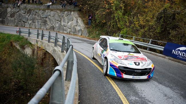 Diventano 13 le gare dell'Europeo Rally 2013