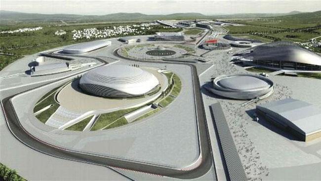 A Sochi vogliono anche la MotoGp in futuro