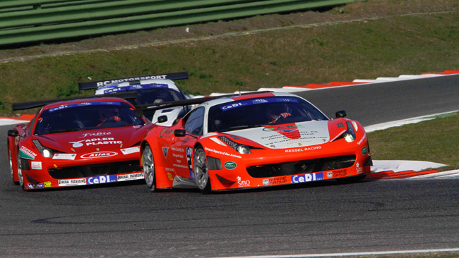 Nel 2013 nasce la Super Cars Italian Series