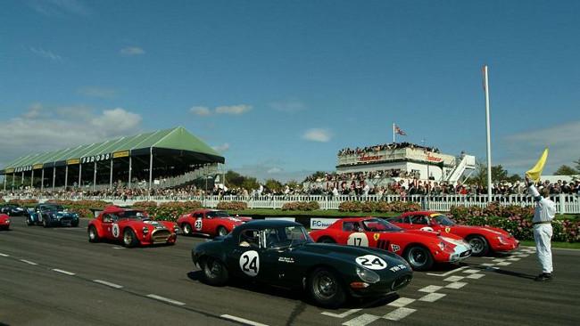 A Silverstone rinasce il Tourist Trophy