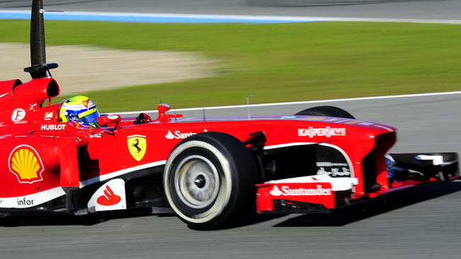 Jerez, Day 3: ecco l'acuto di Massa e della Ferrari