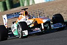 La Force India porta sia Sutil che Bianchi a Barcellona