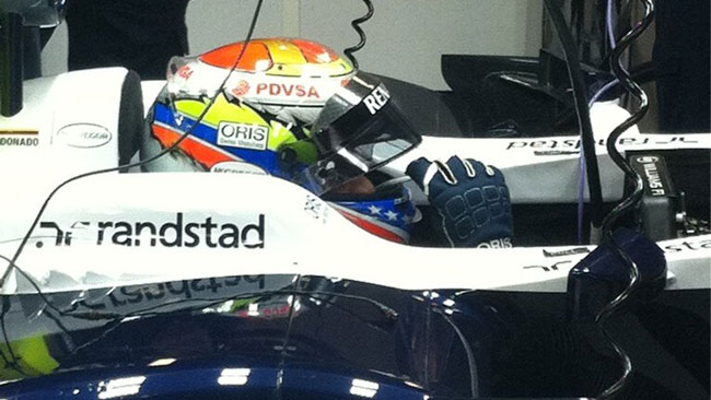 Barcellona, Day 4, Ore 16: Maldonado sulla Williams