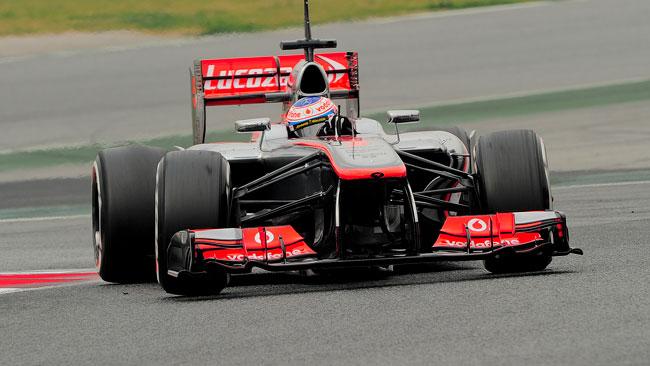 La McLaren fra ambizione e tagli di budget