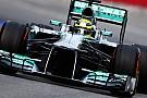 Barcellona, Day 4, Ore 10: Rosberg primo leader