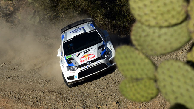 Messico, PS14: Ogier riprende da dove ha finito