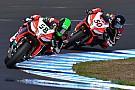 Tanto lavoro per l'Aprilia nei due giorni di test a Jerez