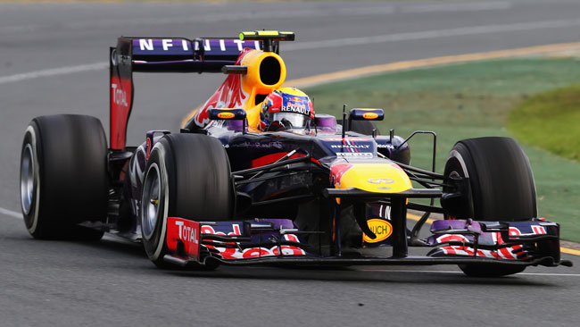 Webber: i guai non erano causati dalla centralina