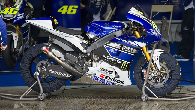 Jerez, Day 3, Ore 15: Yamaha ancora ferme ai box