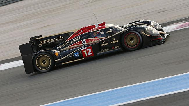 Rebellion Racing al top nei test di Le Castellet