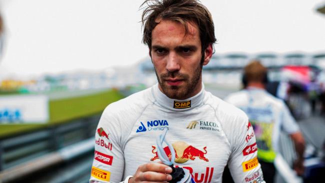 Vergne spera nel secondo sedile Red Bull
