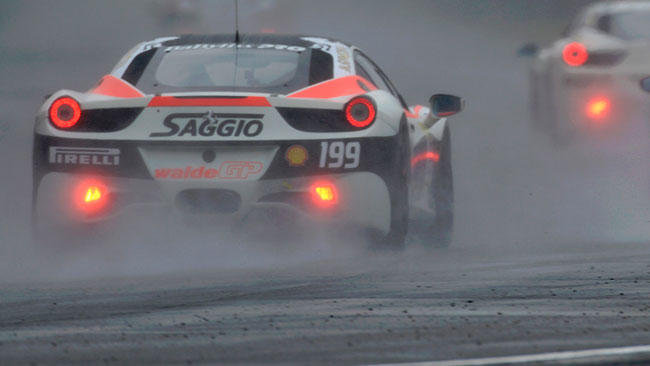 Monza, Gara 1: Adamki la spunta in Coppa Shell