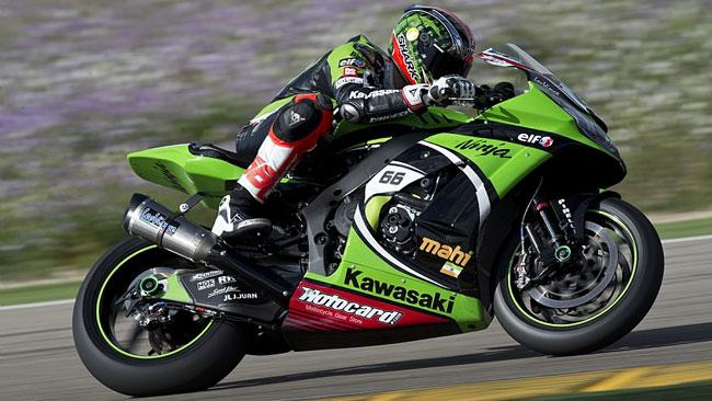 Aragon, Q2: Sykes si porta in vetta con la Kawasaki