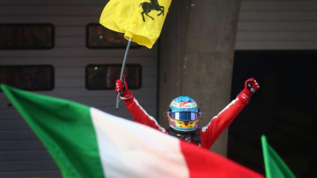 C'è una Ferrari vincente, senza i miracoli di Alonso