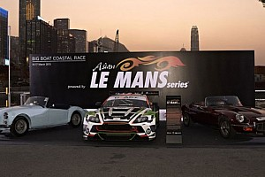 Asian Le Mans Ultime notizie L'Asian Le Mans Series lancia GTC e GTC-Am