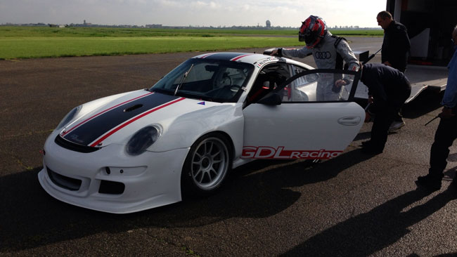 GDL Racing alla 4 Ore del Nurburgring del VLN