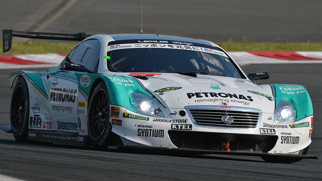 Al Fuji dominio Lexus, vincono Rossiter e Nakajima