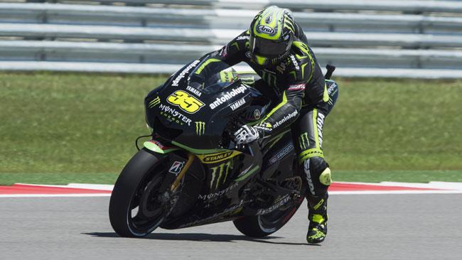 Crutchlow teme di perdere il posto in Yamaha nel 2014
