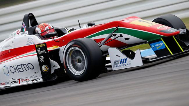 Raffaele Marciello piazza la doppietta in gara 2