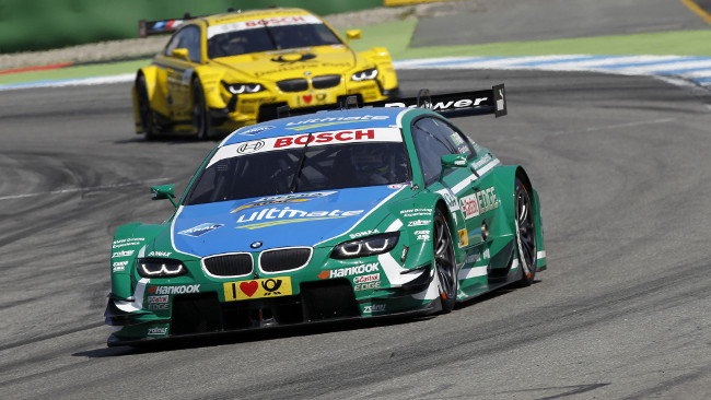 Augusto Farfus apre la stagione del DTM