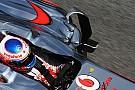 La McLaren rimonta i deviatori di flusso a ponte