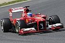 Alonso domina il Gp di Spagna con la Ferrari!