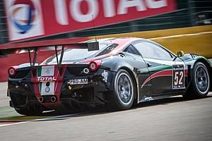 Asian Le Mans Ultime notizie AF Corse al via anche nell'Asian Le Mans Series