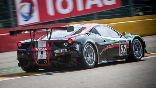 AF Corse al via anche nell'Asian Le Mans Series