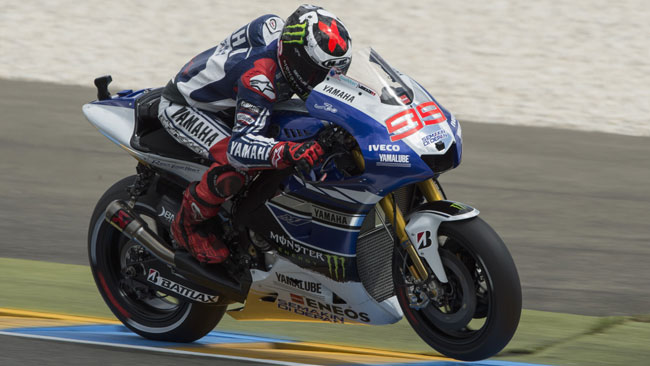Le Mans, Libere 4: Lorenzo prenota la pole