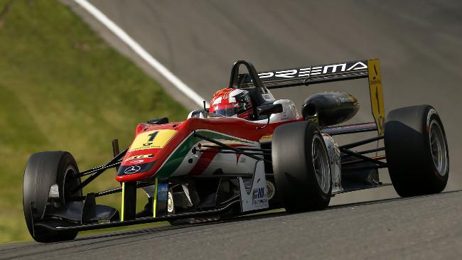 Ancora Marciello nella terza gara di Brands Hatch