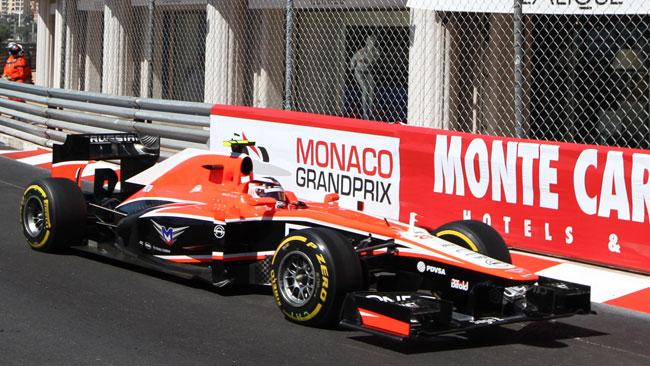 Cambio sostituito: Chilton arretra in griglia a Monaco