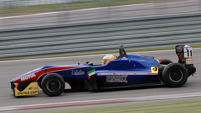 La prima pole del Nurburgring va ad Ed Jones