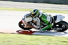 Lorenzo Baldassarri ha provato la Moto2 al Mugello